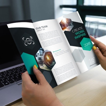 Quality Brochure Printing - Half Fold, Tri Fold and More | UPrinting